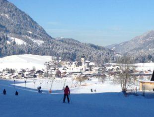 Centrum Soll geschikt voor groepsreizen wintersport