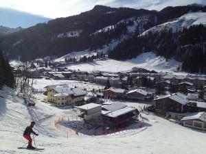 Klein-Arl vanaf de berg