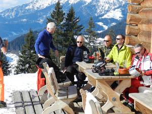 groepsreis wintersport Vereniging
